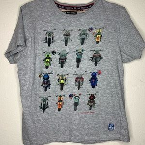 ASOS: Brave Soul Vespa T-shirt